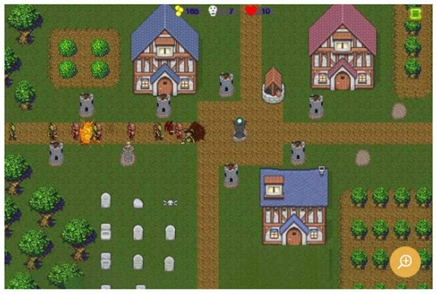 Creating an HTML5 Game