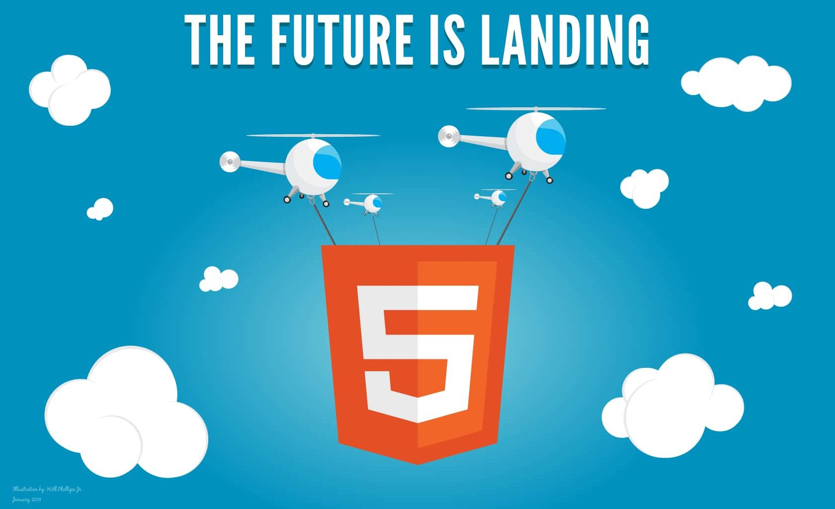 Silverlight and HTML5 and Your Future