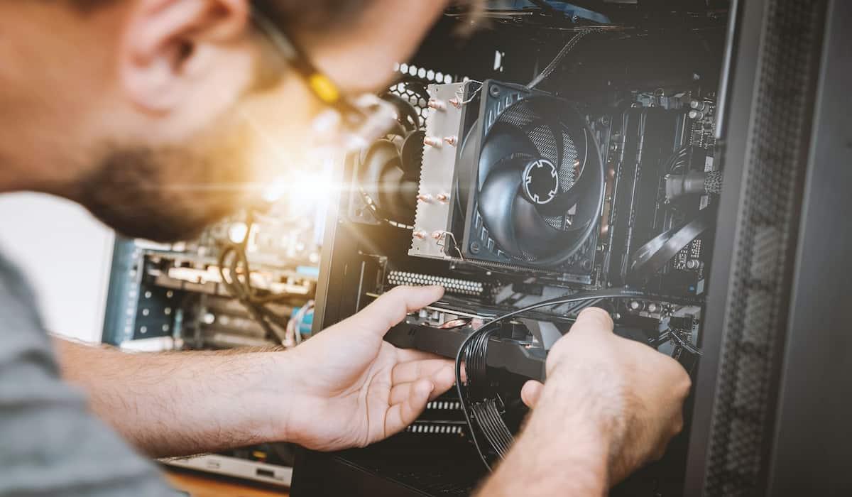 computer technician jobs near me