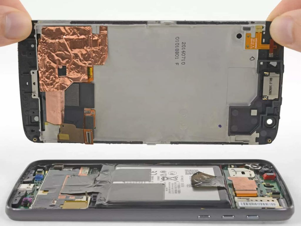 DIY Resources Repairing a Motorola Yourself