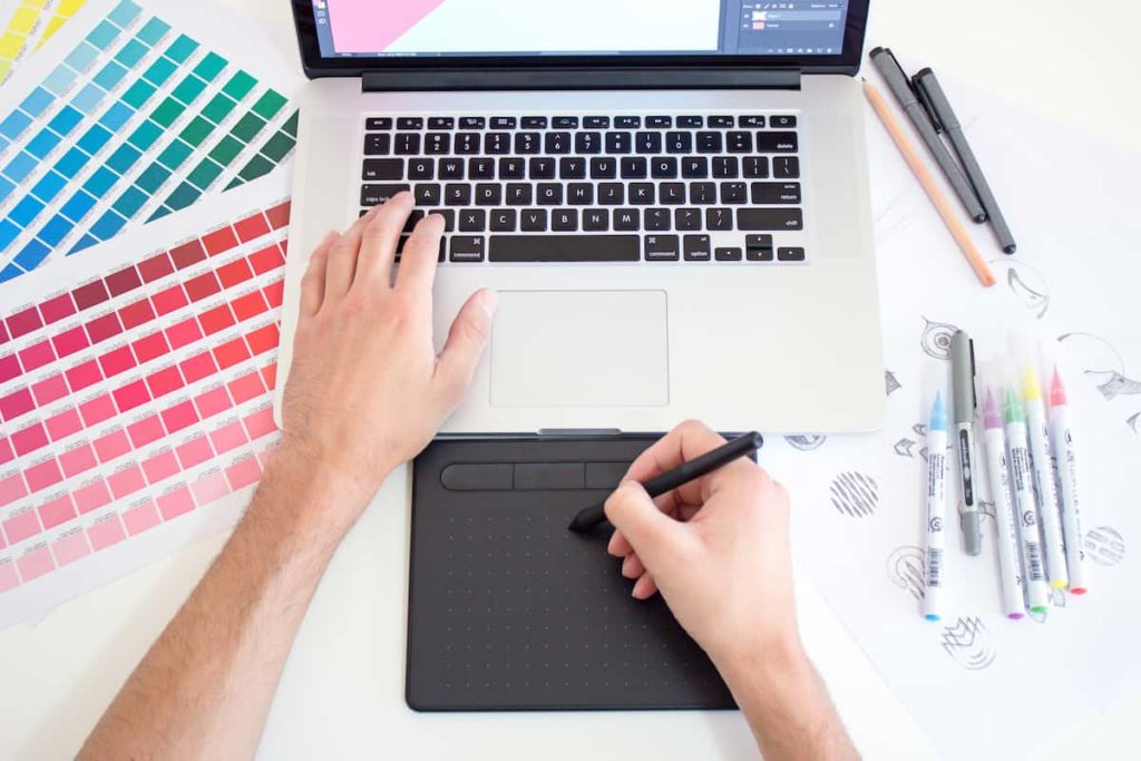 Different kinds of graphic design certification programs