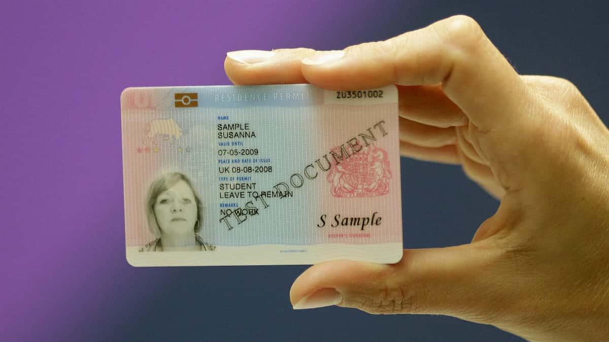 Emergency Identification Cards