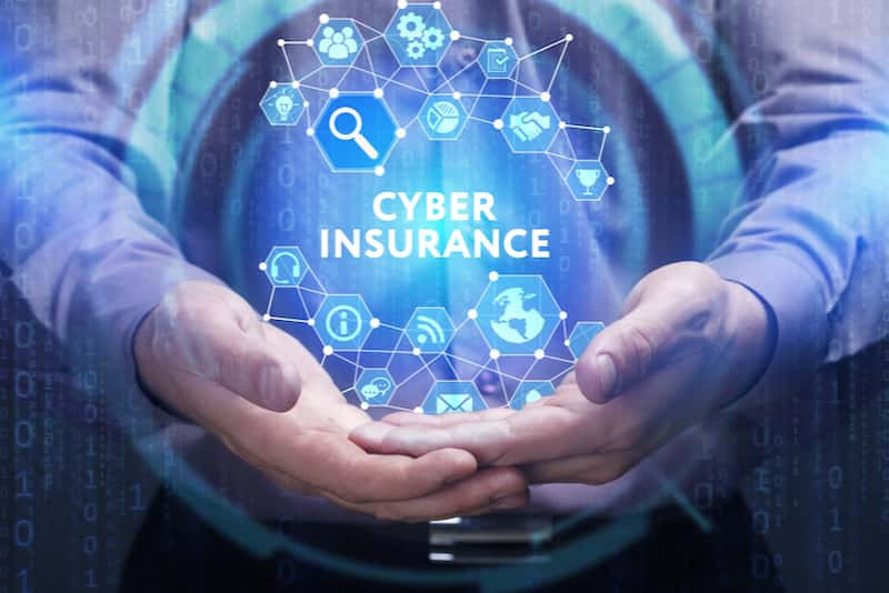 Get a cyber insurance policy