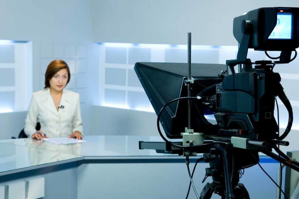 How Does A Teleprompter Work